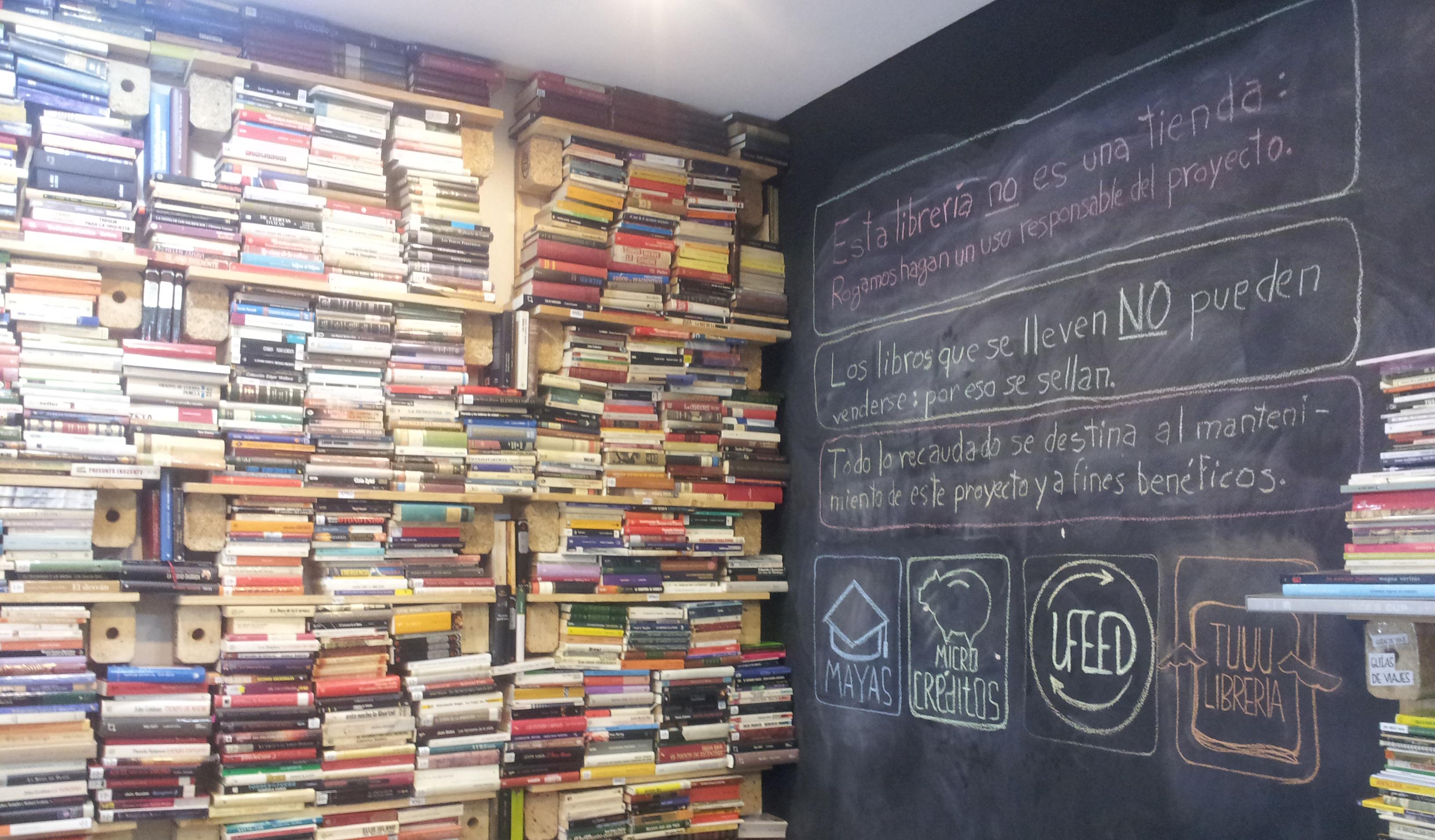 Tuuu-librería