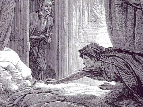 Ilustración de Carmilla