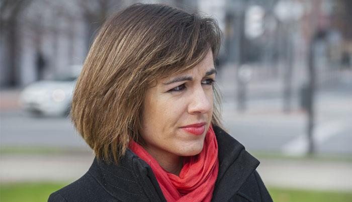 La escritora Katixa Agirre