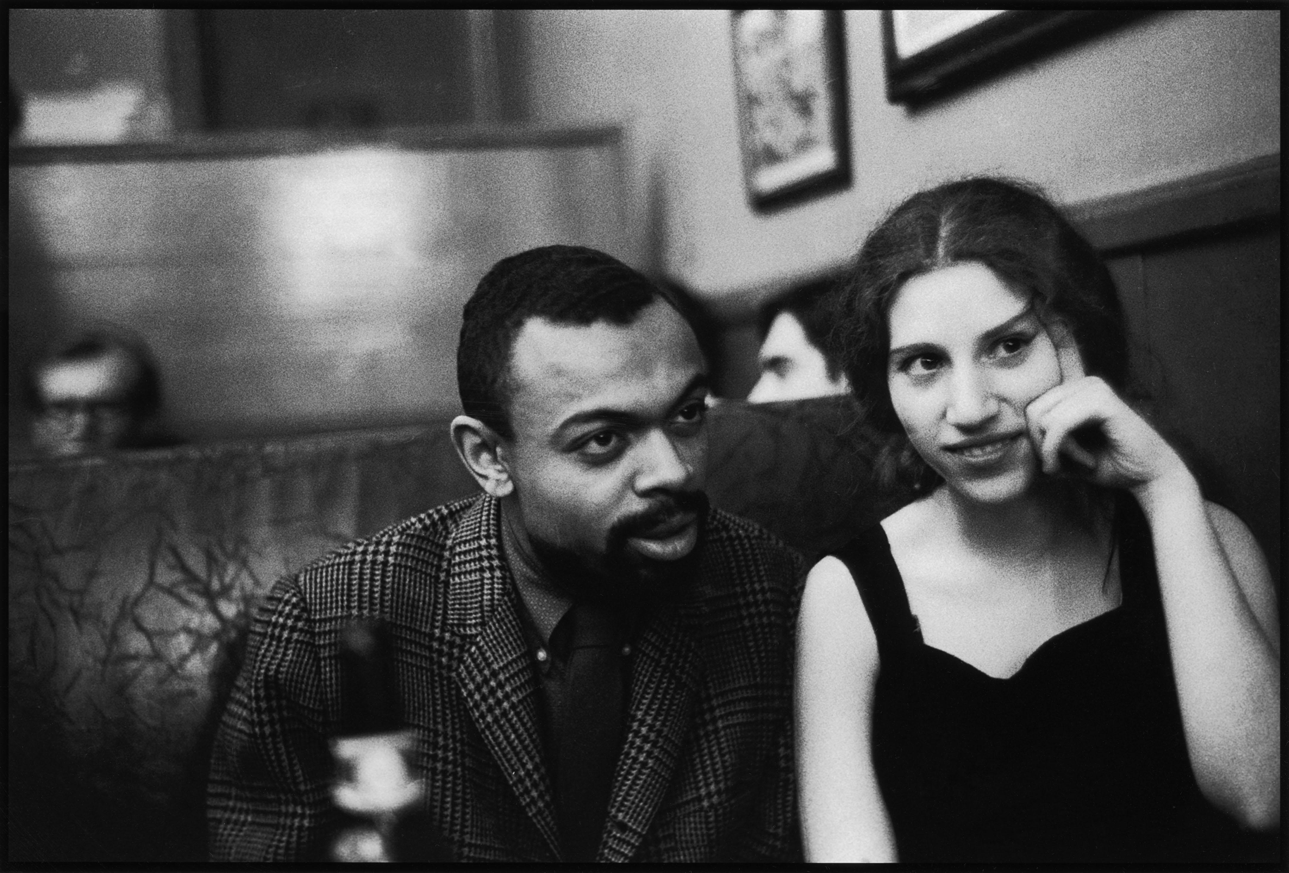 LeRoi Jones y Diane Di Prima.