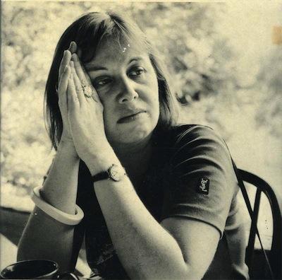 Joyce Johnson.